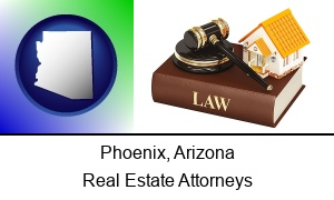 Phoenix Arizona a real estate attorney