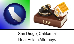 San Diego California a real estate attorney