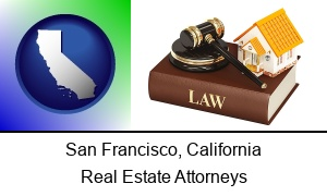 San Francisco California a real estate attorney