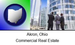 Akron, Ohio - commercial and industrial real estate