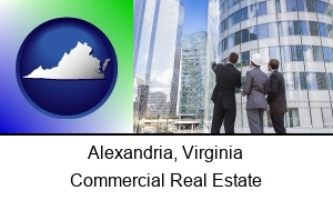 Alexandria Virginia commercial and industrial real estate