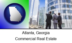 Atlanta, Georgia - commercial and industrial real estate
