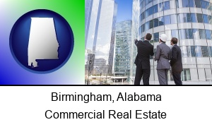 Birmingham Alabama commercial and industrial real estate