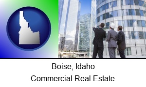 Boise, Idaho - commercial and industrial real estate