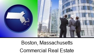 Boston Massachusetts commercial and industrial real estate