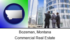 Bozeman, Montana - commercial and industrial real estate
