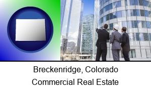 Breckenridge Colorado commercial and industrial real estate