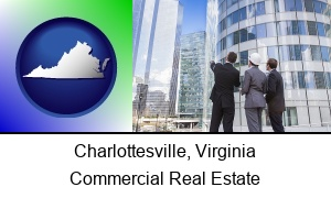 Charlottesville Virginia commercial and industrial real estate
