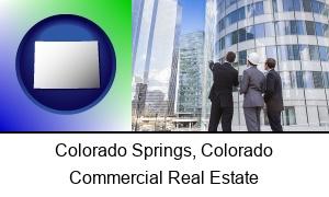 Colorado Springs, Colorado - commercial and industrial real estate