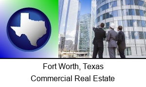 Fort Worth, Texas - commercial and industrial real estate