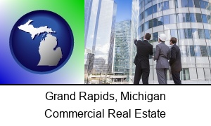 Grand Rapids, Michigan - commercial and industrial real estate