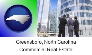 Greensboro, North Carolina - commercial and industrial real estate