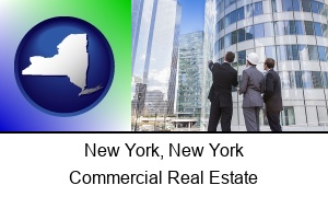 New York New York commercial and industrial real estate