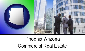 Phoenix, Arizona - commercial and industrial real estate