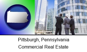 Pittsburgh, Pennsylvania - commercial and industrial real estate