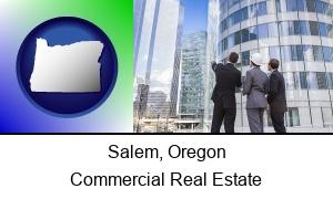 Salem, Oregon - commercial and industrial real estate