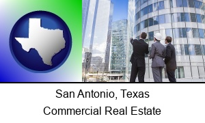 San Antonio, Texas - commercial and industrial real estate