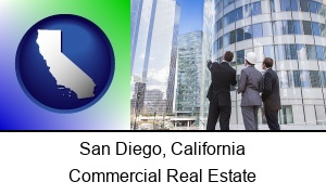 San Diego, California - commercial and industrial real estate