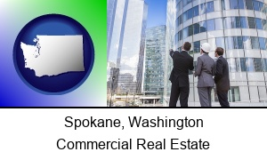 Spokane Washington commercial and industrial real estate