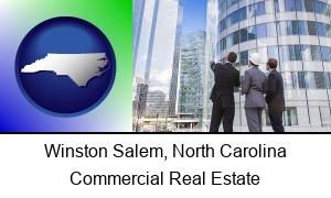 Winston Salem, North Carolina - commercial and industrial real estate