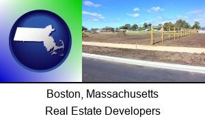 Boston Massachusetts real estate subdivisions
