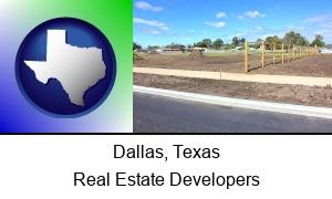 Dallas Texas real estate subdivisions