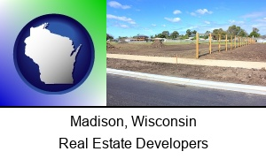 Madison Wisconsin real estate subdivisions