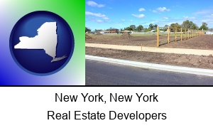 New York New York real estate subdivisions