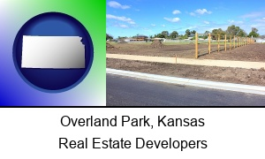 Overland Park Kansas real estate subdivisions