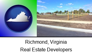 Richmond Virginia real estate subdivisions