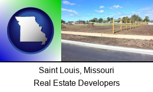 Saint Louis Missouri real estate subdivisions