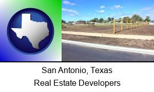 San Antonio Texas real estate subdivisions