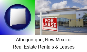 Albuquerque, New Mexico - commercial real estate for lease