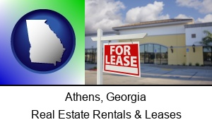 Athens, Georgia - commercial real estate for lease