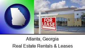 Atlanta, Georgia - commercial real estate for lease