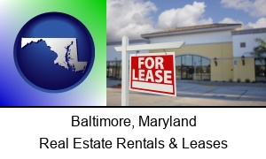 Baltimore, Maryland - commercial real estate for lease