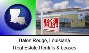 Baton Rouge, Louisiana - commercial real estate for lease