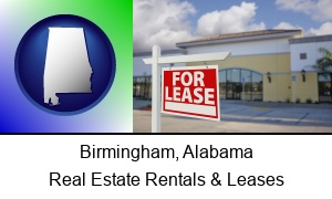 Birmingham, Alabama - commercial real estate for lease