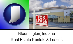 Bloomington, Indiana - commercial real estate for lease