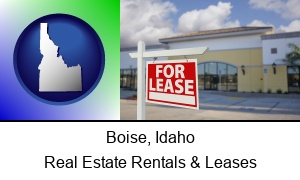 Boise, Idaho - commercial real estate for lease