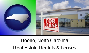 Boone, North Carolina - commercial real estate for lease