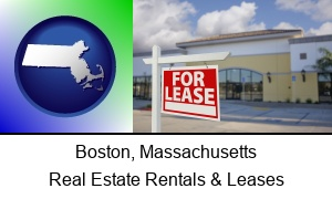 Boston, Massachusetts - commercial real estate for lease