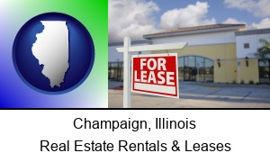 Champaign, Illinois - commercial real estate for lease