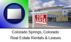 Colorado Springs, Colorado - commercial real estate for lease
