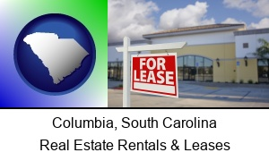 Columbia, South Carolina - commercial real estate for lease