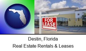 Destin Florida commercial real estate for lease