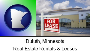 Duluth, Minnesota - commercial real estate for lease