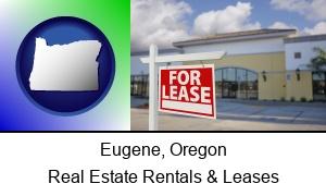Eugene, Oregon - commercial real estate for lease