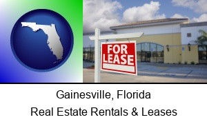 Gainesville Florida commercial real estate for lease