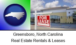 Greensboro, North Carolina - commercial real estate for lease